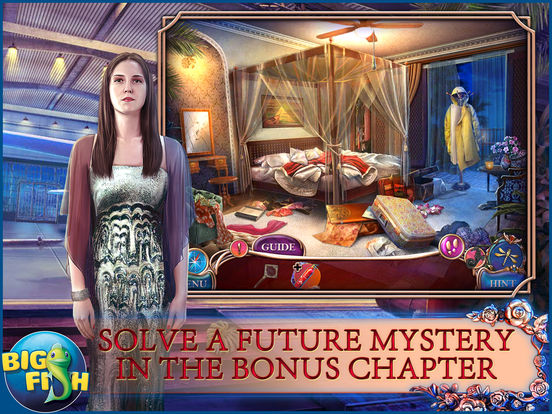 Off the Record: Liberty Stone - A Mystery Hidden Object Game screenshot 9