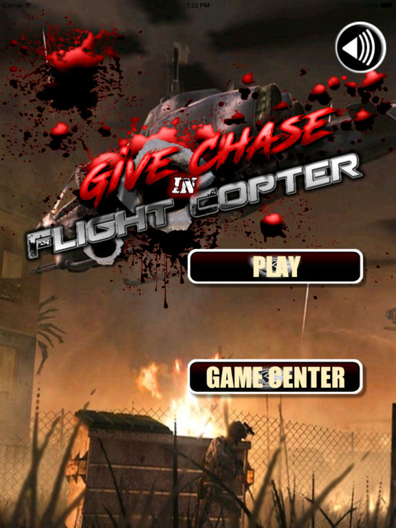 Give Chase In Flight Copter - Adrenaline Air Driving Game screenshot 6