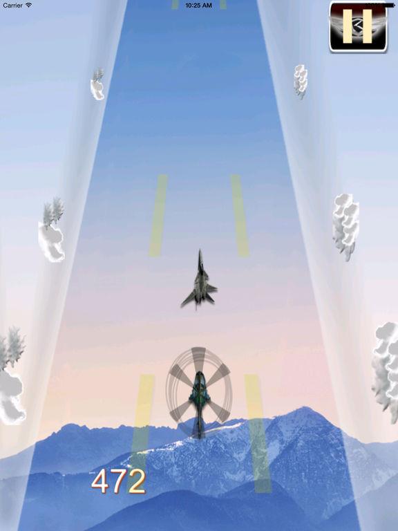 Chase Iron Flight - Adrenaline Driver Game screenshot 10