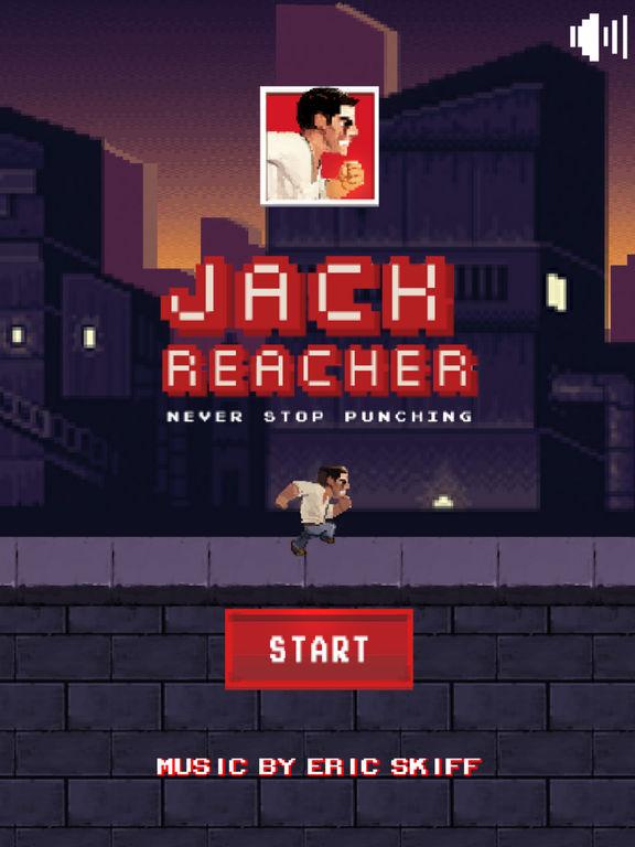 Jack Reacher: Never Stop Punching screenshot #1