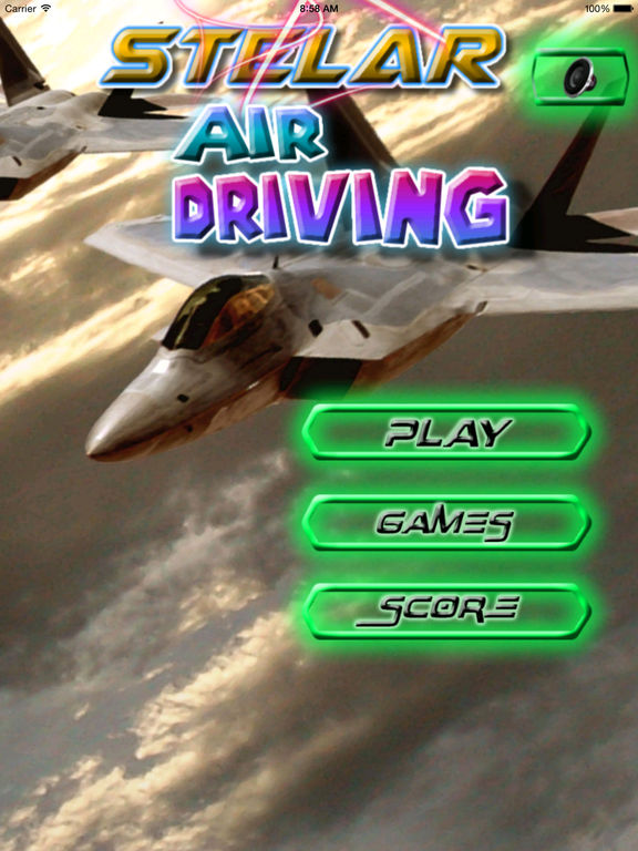 A Stelar Air Driving PRO -Flying Traffic Simulator screenshot 6