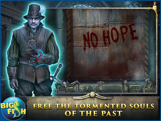 Redemption Cemetery: Clock of Fate - A Mystery Hidden Object Game screenshot 8