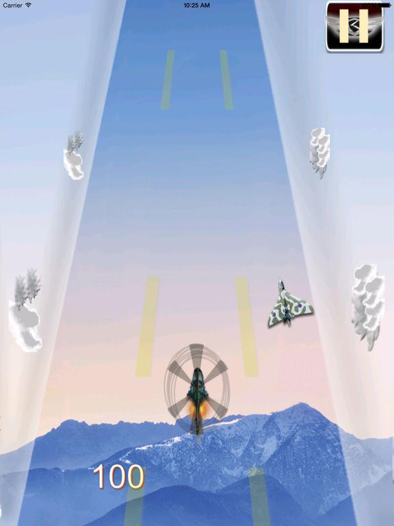 Chase Iron Flight - Adrenaline Driver Game screenshot 9