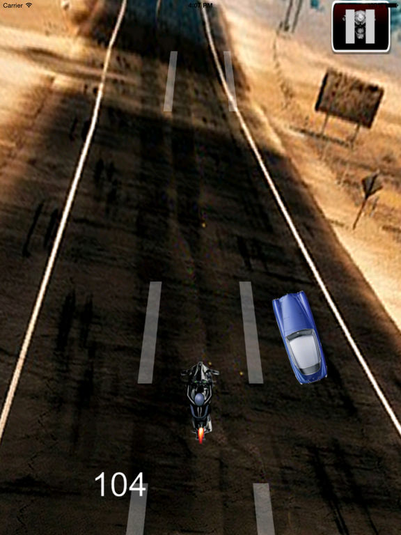 A Speedway Fast Motorcycle Pro - Game Speed screenshot 7