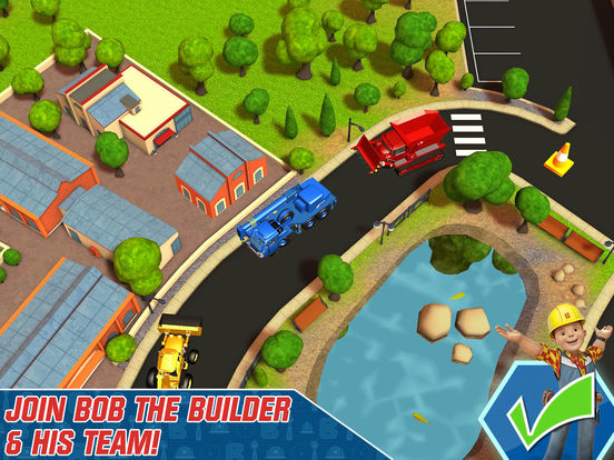 Bob the Builder™: Build City screenshot 7