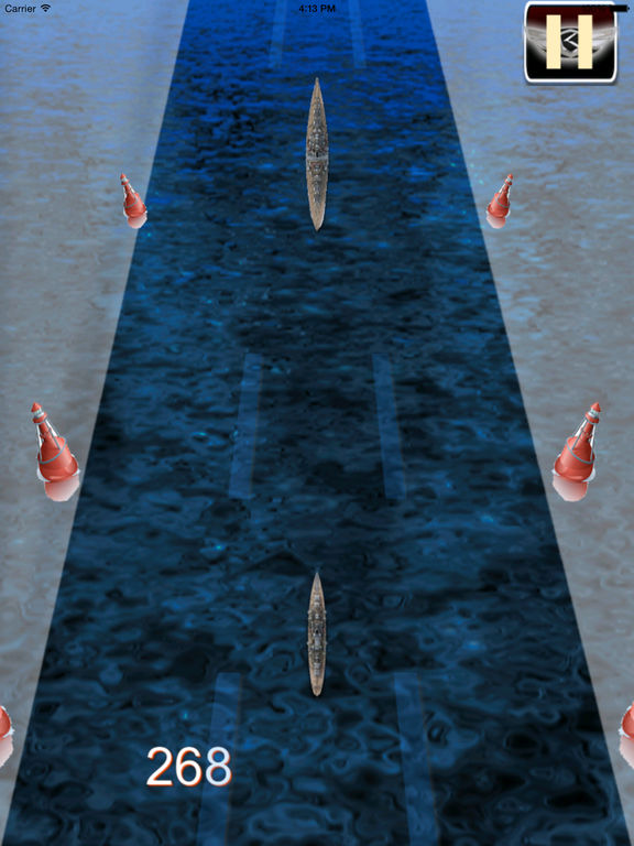 Cruise Sea Boat : Simulator Sail PRO screenshot 8