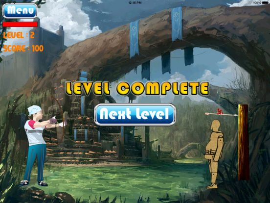 A Revenge Of Arrow And Bow Pro - Best Cup Archery screenshot 8