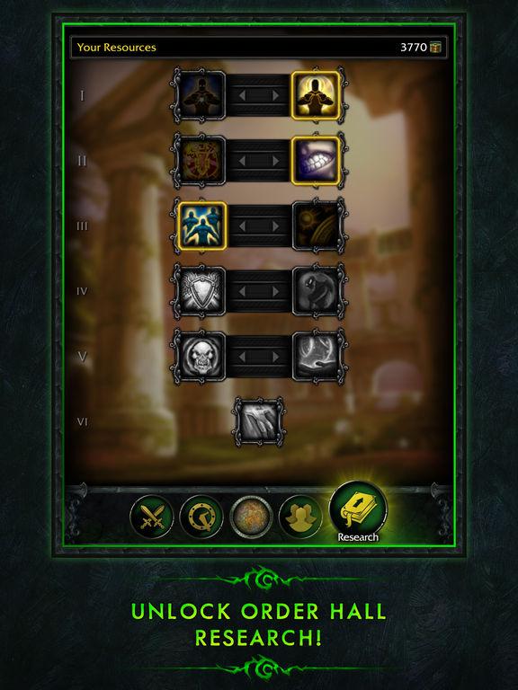 WoW Companion App screenshot 9