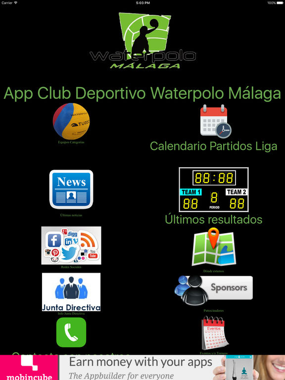 Club Waterpolo Málaga screenshot 8