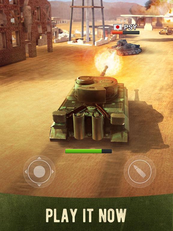 War Machines: Tank Games screenshot 6