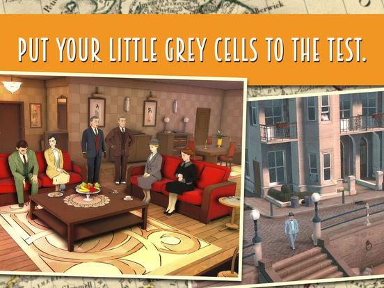 Agatha Christie - The ABC Murders (FULL) screenshot 9