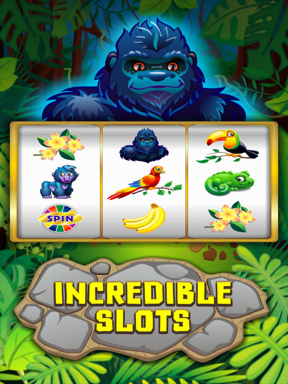 Chief Gorilla Slot Machine Free Best Slots Casino screenshot 6