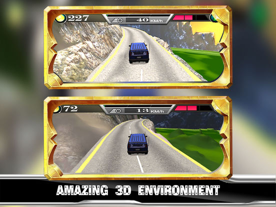 Off-Road Jeep Drive : Free Most Wanted Racing Game screenshot 4