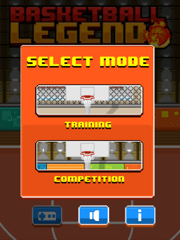 Basketball Legend screenshot 5