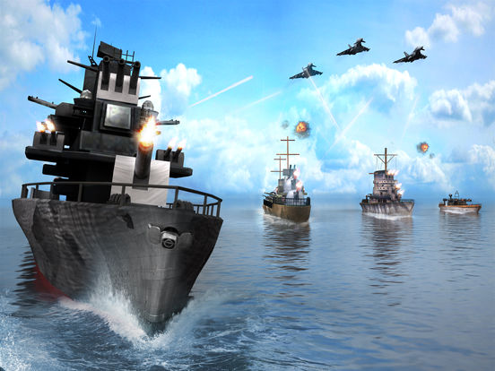 Secret Stealth Warship Combat screenshot 6