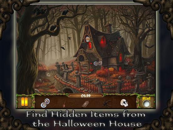 Halloween Mystery Hidden Objects screenshot 7