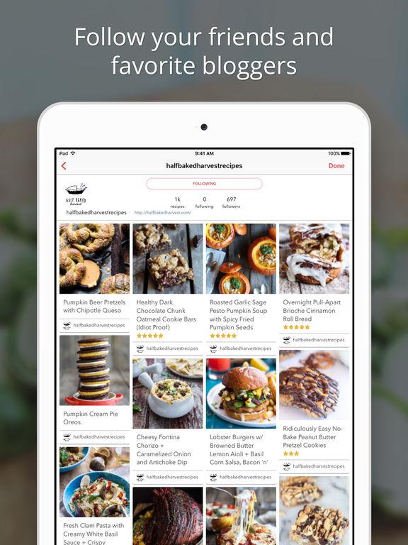 BigOven Recipes & Meal Planner screenshot 7