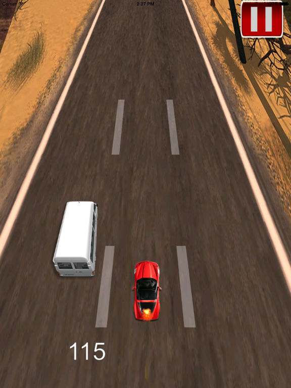 Driving High Speed Car Pro - Game Speed Limit Simulator screenshot 7