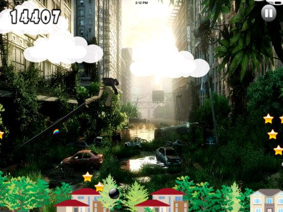 Amazing Rush Jumping Pro - Super Light Hero Jumps screenshot 7