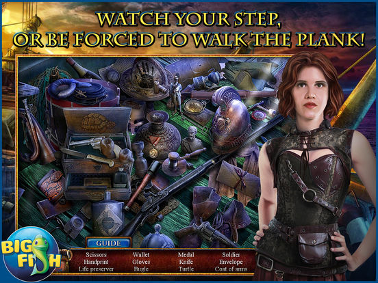 Sea of Lies: Tide of Treachery - A Hidden Object Mystery screenshot 7