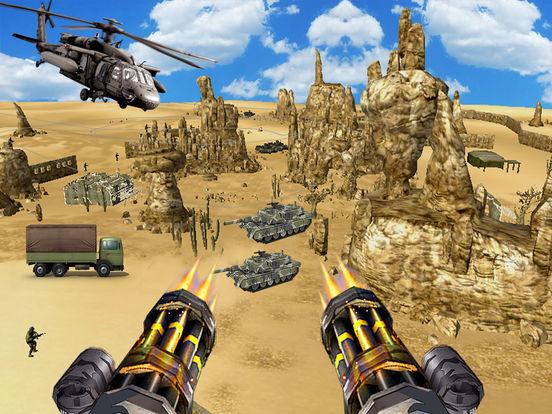 Gunship Helicopter Strike : Gunner Battle 3D screenshot 4
