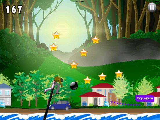 A Jump Of Fire Dash Pro - Amazing Jumps screenshot 10