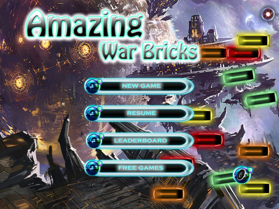 Amazing War Bricks Pro - Ball Blast Game screenshot 6