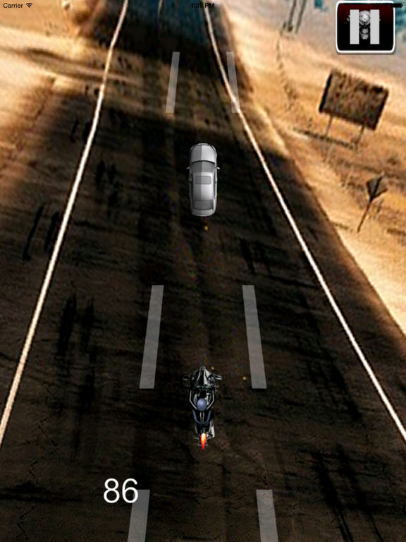 A High-Powered Motorcycle Pro - Amazing Extreme Speed Driver Bike Game screenshot 7