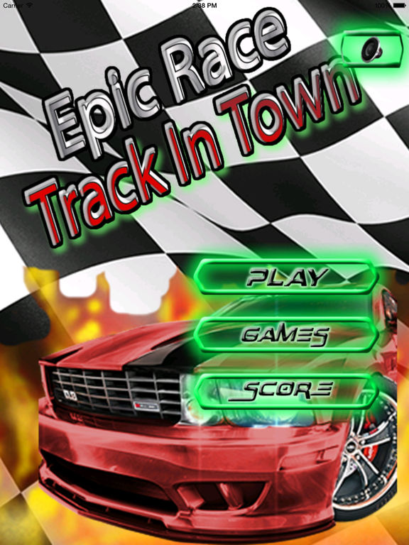 Epic Race Track In Town - Avoid Other Cars Track screenshot 6