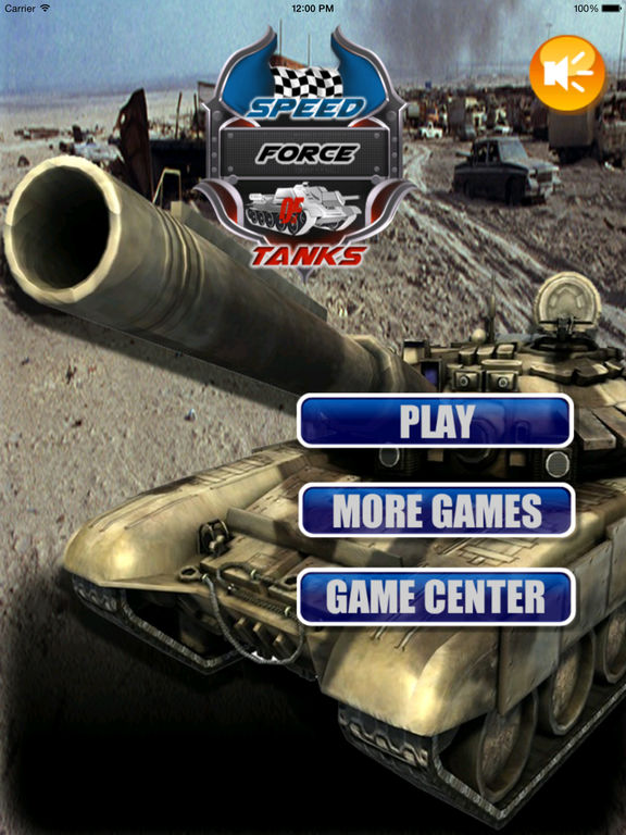 A Speed Force Of Tanks - Top Best Tanks Simulator screenshot 6