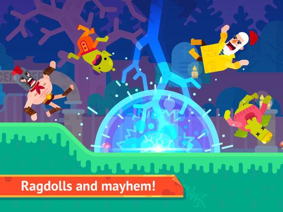 Bowmasters - Multiplayer Game screenshot 7