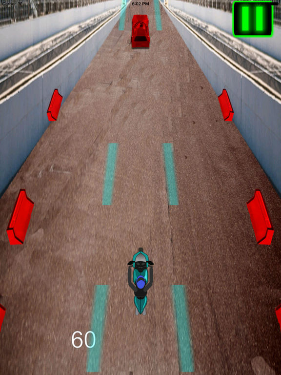 A Fast Motorcycle Racing Fury - A Lighted Track screenshot 7