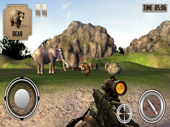Wild Hunter 2016 screenshot 4