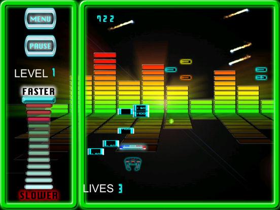 Brick Destroyer Dash - Classic Awesome Breaker screenshot 8