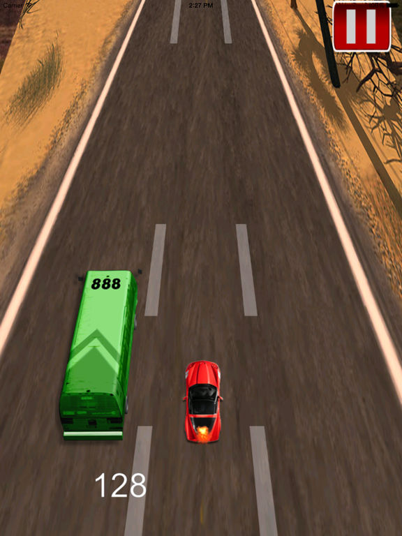 Driving High Speed Car Pro - Game Speed Limit Simulator screenshot 10
