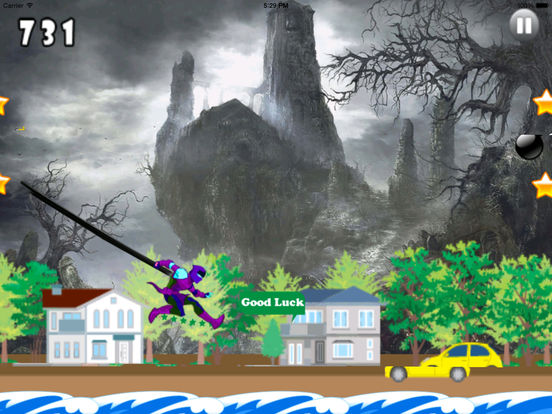 A Lost Girl Jumping Castles - Game Big screenshot 9