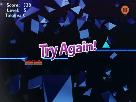 A Stellar Jump Geometry - Best Neon Bouncing Game screenshot 9