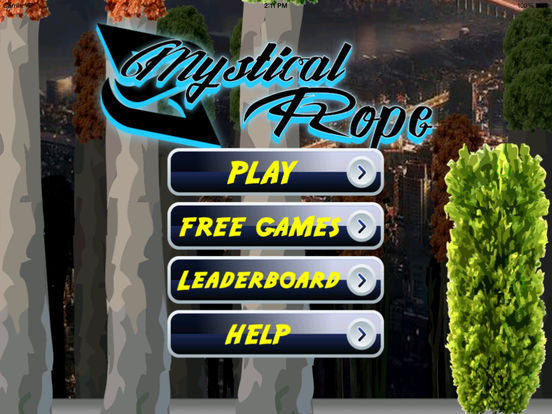 A Mystical Rope Pro - Amazing Fly And Escape screenshot 6