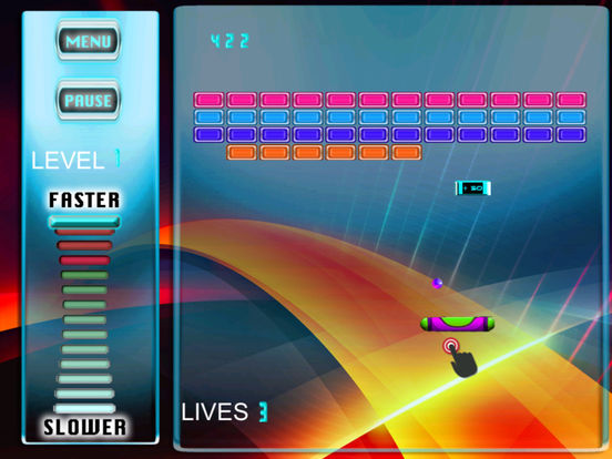 A Ball Swipe Amazing PRO - Fun Bouncing Brick screenshot 8