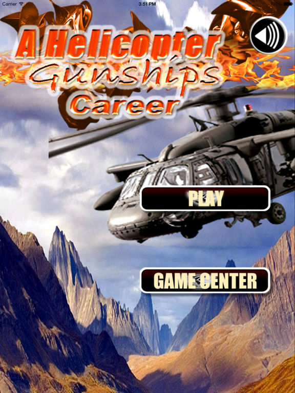 A Helicopter Gunships Career Pro - Blast Fury screenshot 6