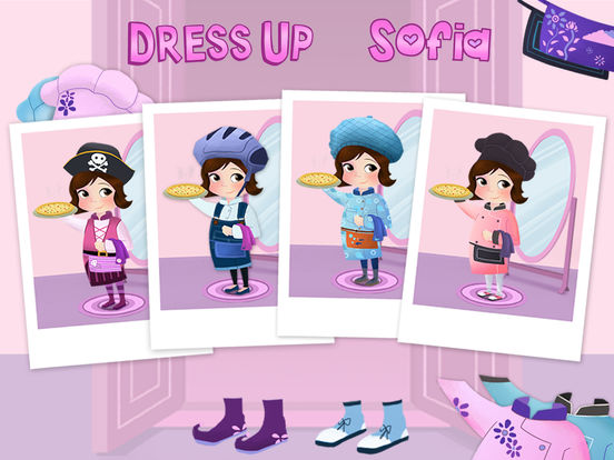Baby Chef Sofia's Pizza Party - Cook, Clean & Dress Up screenshot 10