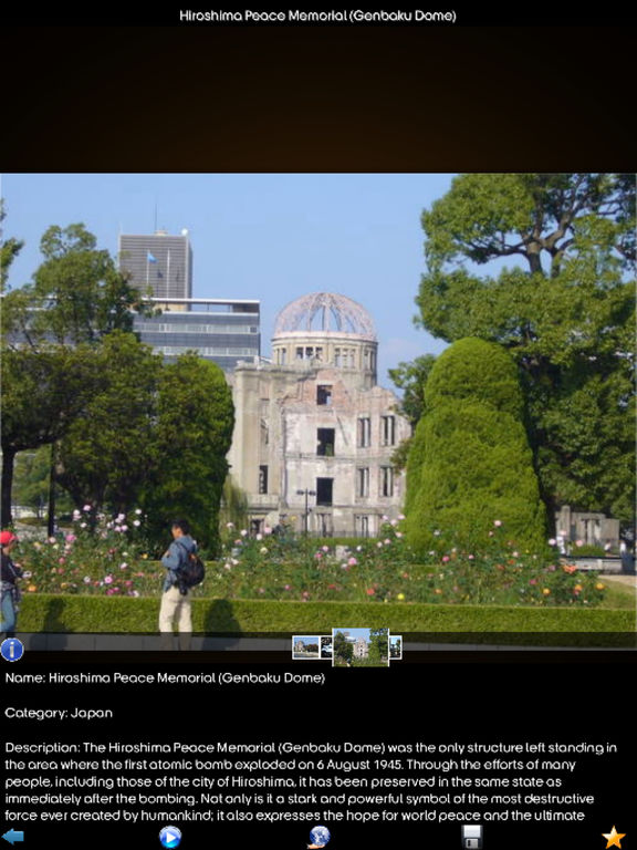 Japan Unesco World Heritage screenshot 7