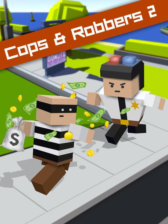 Cops & Robbers 2 screenshot 10
