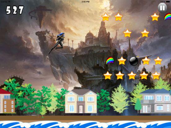 A Mega Jump Girl Pro - Insanely addictive Game screenshot 7