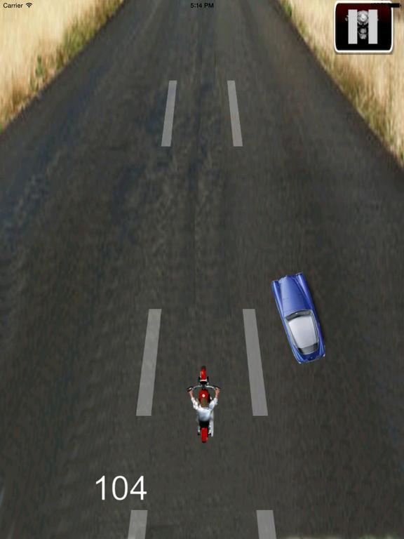 Bike Rivals Race HD Pro - Fun Motorcycle Racing screenshot 7