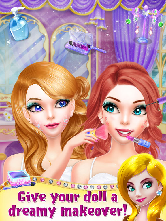 My Little Baby Doll Makeover screenshot 8