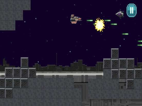 Action Star Fighter - Retro Space Shooter Game screenshot 8