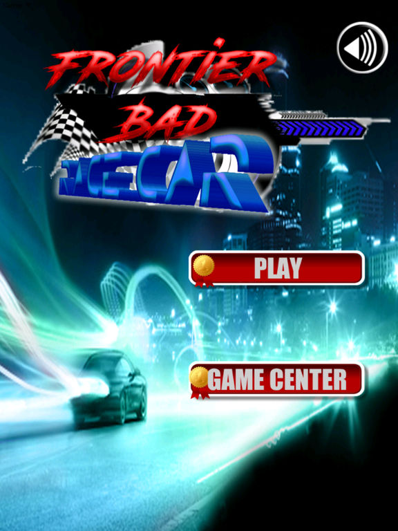 Frontier Bad Race Car - Best Driving Car And Additive Games screenshot 6
