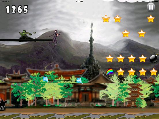 A Woman Ninja PRO - Celebrity Hero Super screenshot 8