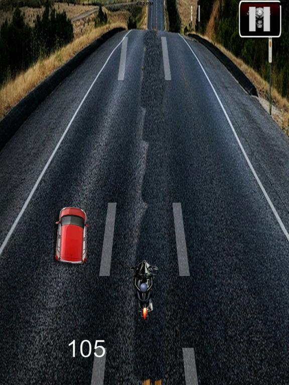 A Speed Endless Biker Pro - Simulator Motorcycle Driver Game screenshot 9